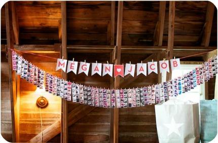 Photo Booth Wedding Real Weddings Wednesday