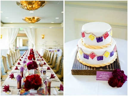 Fiesta Bridal Shower Photo by Snaps and Scirbbles via Modernly Wed