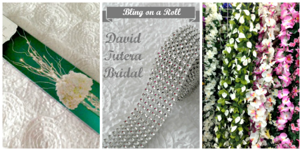 David Tutera Branches & Bling Supplies