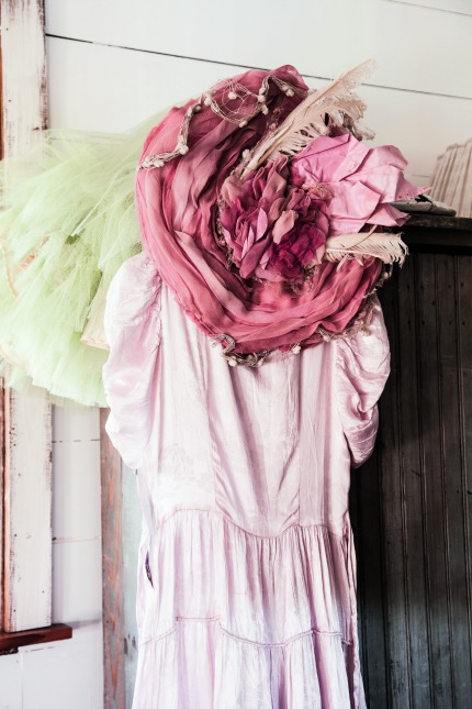 Couture Prairie by Rachel Ashwell Pink Flowers