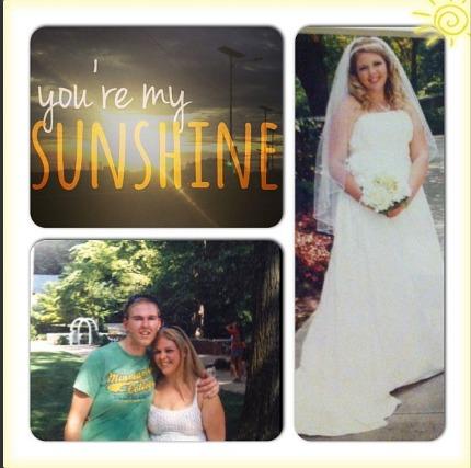 Chris and Elizabeth Sunshine Collage