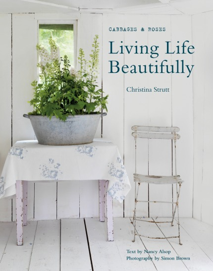 Living Life Beautifully by Christina Strutt Book Cover
