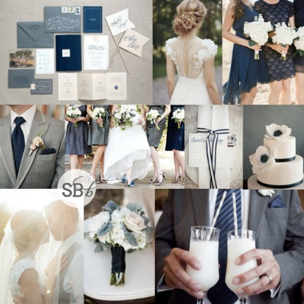 Pretty Preppy Wedding Inspiration via Southbound Bride