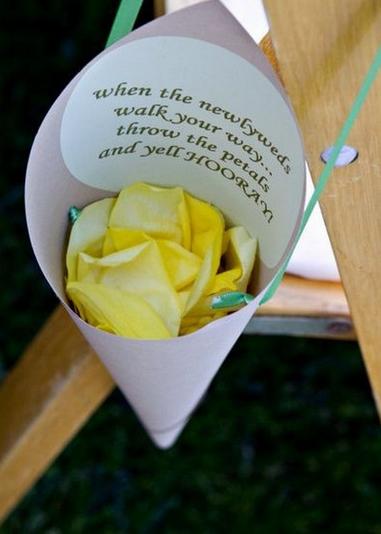 7 wedding send off ideas diy weddings