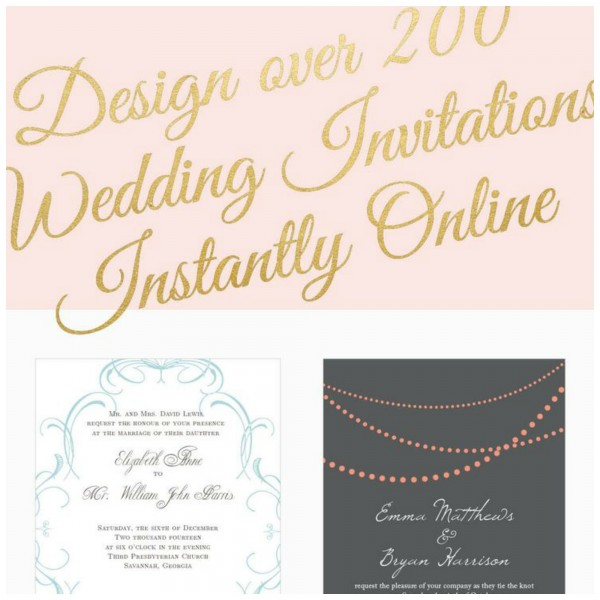 Design Your Own Wedding Invitations: Design And Customize Your Own Wedding Invitations