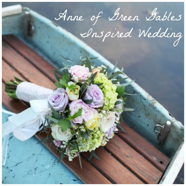 Beautiful wedding inspiration from anne of green gables for Anne of green gables crafts
