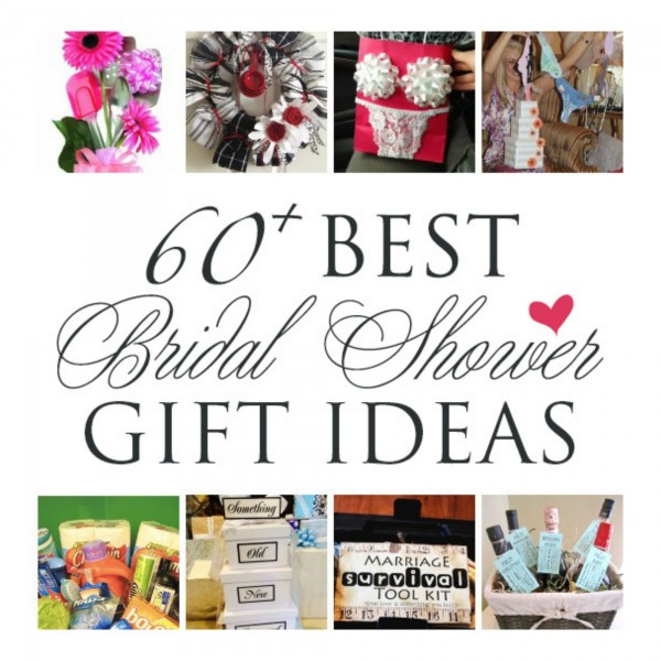 Craft Wedding Gifts: Over 60 Gift Ideas For A Wedding Or Bridal Shower