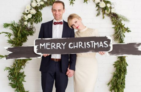7 Festive Christmas Wedding Ideas